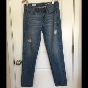 GAP-1969 Sexy BF jeans 29/6T